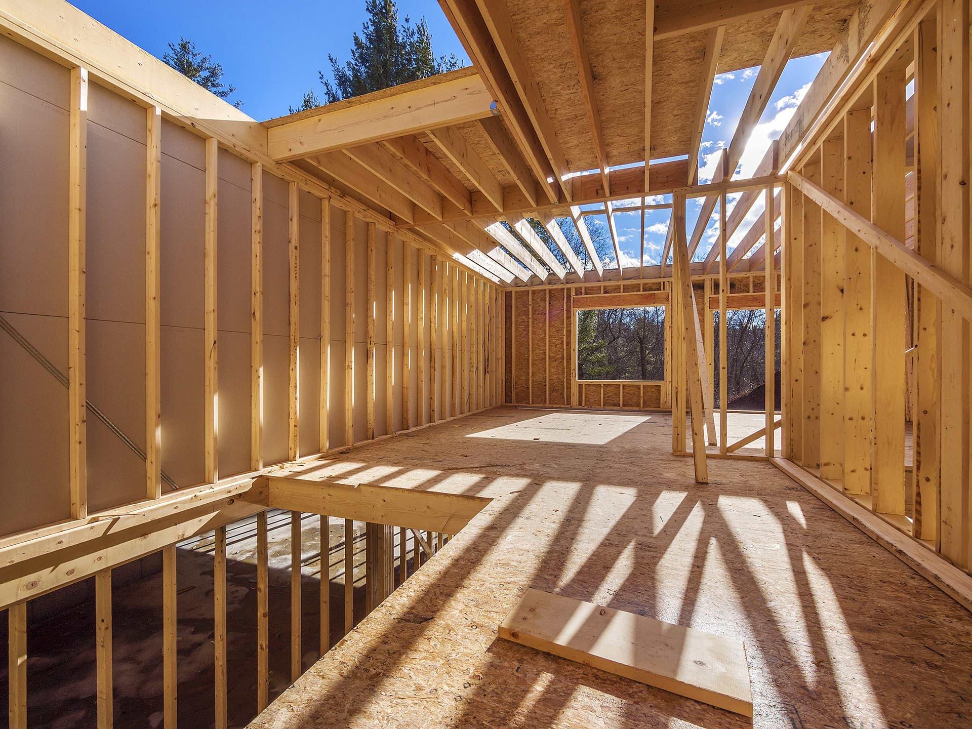 Custom homes - Walker General Contractors
