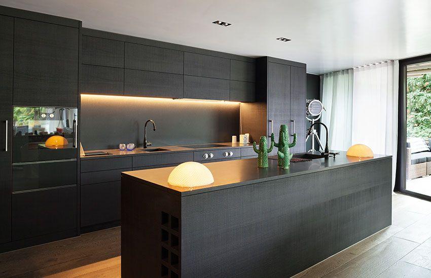 One-wall Kitchen Layout